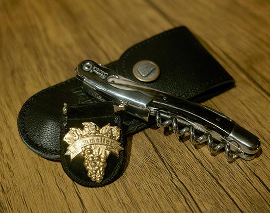 「日本ソムリエ協会」認定資格者が常駐